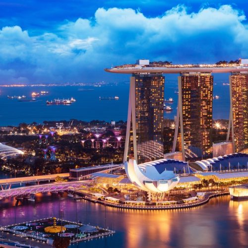 Why Study in Singapore